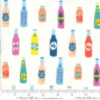 Ruby Star Fabrics - Pop Off - Cream Soda - per quarter metre